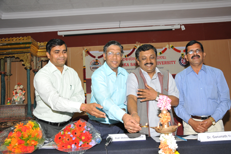 NSS Inauguration Function on 10th November, 2014