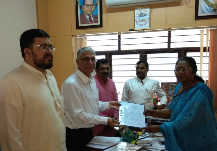 MOU with Millennium India Education Foundation